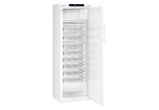 Liebherr MKv 3910 var. H63 típusú, gyógyszerészeti, laboratóriumi hűtőszekrény