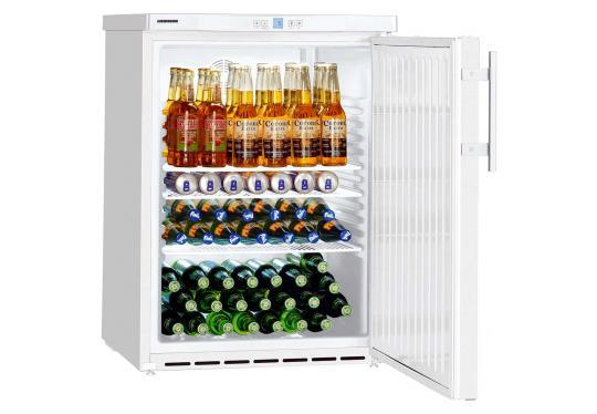 Liebherr FKUv 1610 típusú, nagykonyhai hűtőszekrény