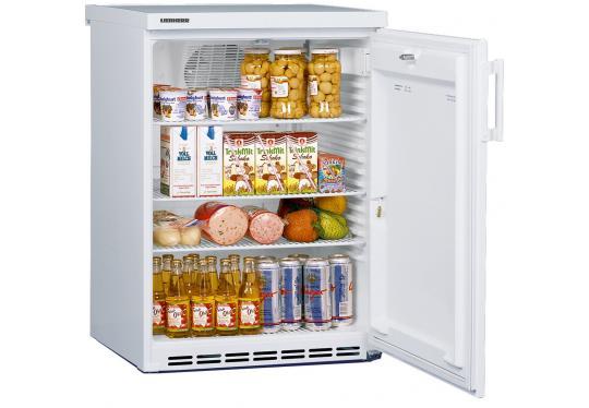 Liebherr FKV 1800 típusú, ipari, nagykonyhai hűtőszekrény
