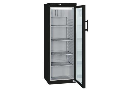 Liebherr FKV 3643 var. 744 típusú, kereskedelmi, üvegajtós hűtőszekrény