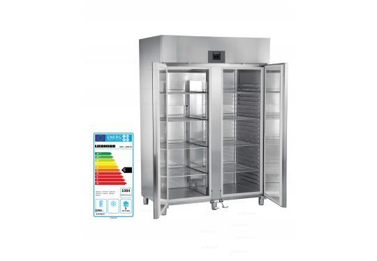 Liebherr GKPv 1490  típusú, ipari, nagykonyhai hűtőszekrény