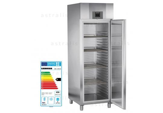 Liebherr GKPv 6570 típusú, ipari, nagykonyhai hűtőszekrény
