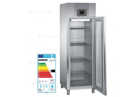 Liebherr GKPv 6573 típusú, ipari, nagykonyhai hűtőszekrény