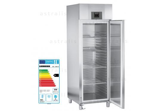 Liebherr GKPv 6590 típusú, ipari, nagykonyhai hűtőszekrény