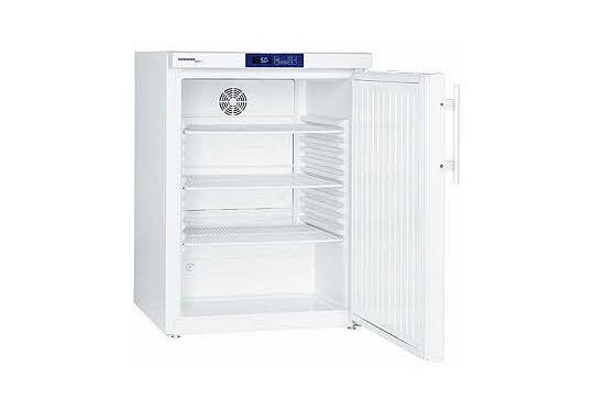 LIEBHERR LKUv 1610 típusú, laboratóriumi hűtőszekrény, comfort