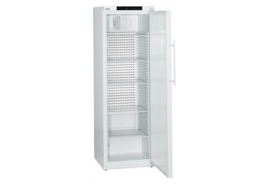 LIEBHERR MKv 3910 típusú, gyógyszerészeti, laboratóriumi hűtőszekrény, comfort