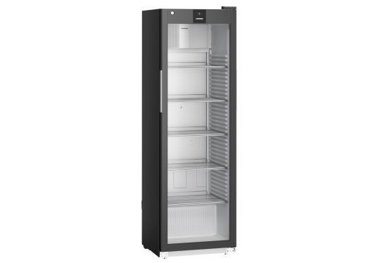 Liebherr MRFvd 4011 var. 744 típusú, ipari üvegajtós kereskedelmi hűtőszekrény