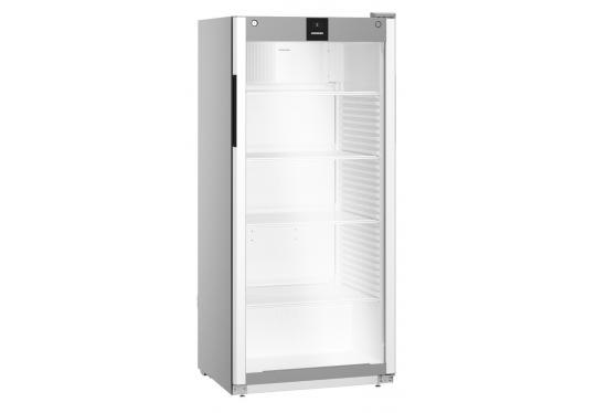 Liebherr MRFvd 5511 típusú, ipari üvegajtós kereskedelmi hűtőszekrény