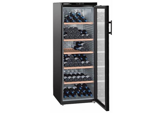 Liebherr WKb 4212 Vinothek típusú, bor klímaszekrény