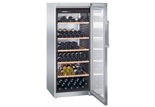 Liebherr WKes 4552 GrandCru típusú, bor klímaszekrény