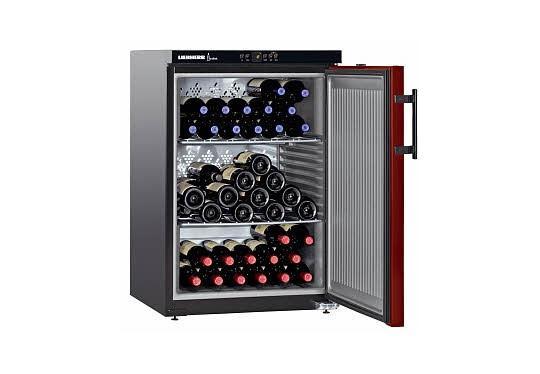Liebherr WKr 1811 Vinothek típusú, bor klímaszekrény
