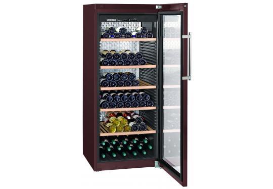 Liebherr WKt 4552 GrandCru típusú, bor klímaszekrény