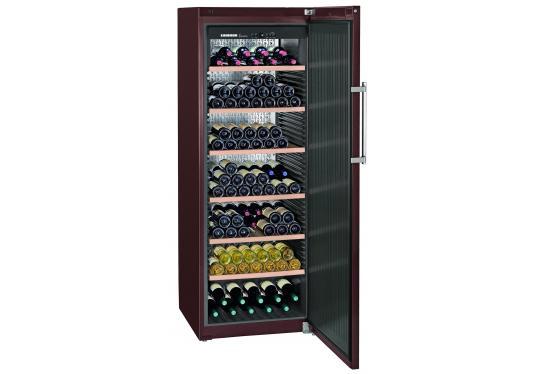 Liebherr WKt 5551 GrandCru típusú, bor klímaszekrény