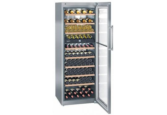 Liebherr WTes 5972 Vinidor típusú, bortemperáló szekrény